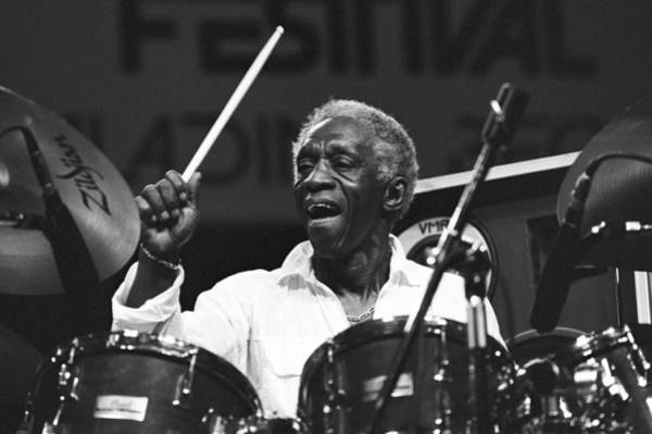 Photograph - Art Blakey by Dragan Kudjerski