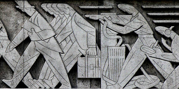 Photograph - Art Deco 9 by Andrew Fare