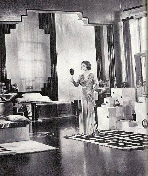 Photograph - Art Deco Boudoir by Chuck Staley