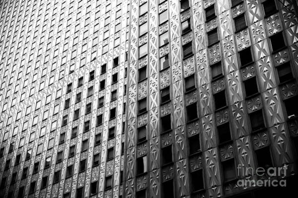 Photograph - Art Deco Design In The City by John Rizzuto