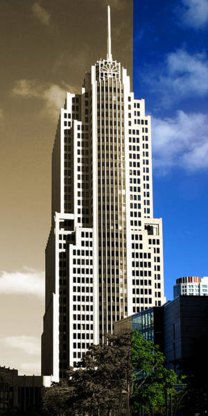 Photograph - Art Deco Nbc Tower by Patrick Malon