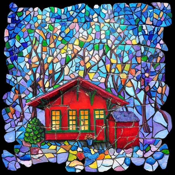 Painting - Art Depot by OLena Art - Lena Owens