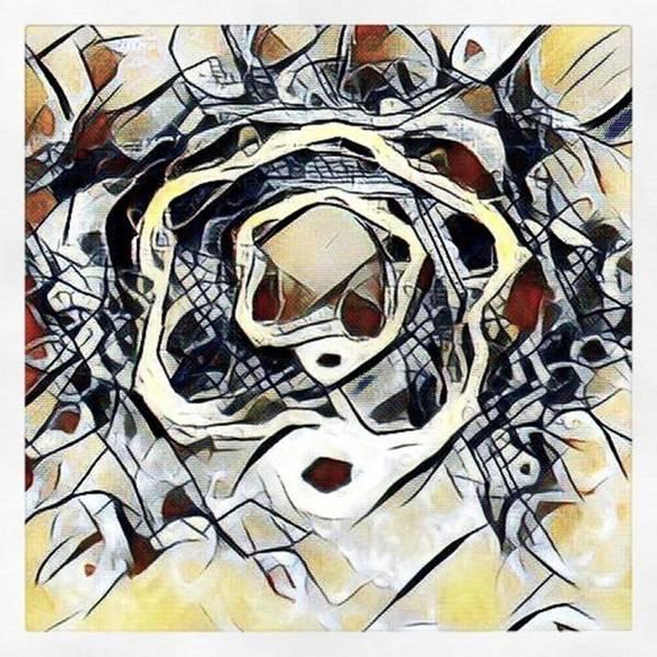 #art #digitalart Art Print by Michal Dunaj