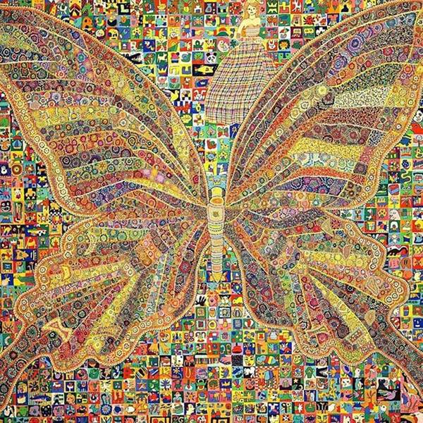 Photograph - #art #handwork #butterfly #minami by Minami Fukasaka