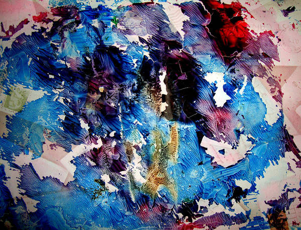 Painting - Art Leigh Odom 6 by Leigh Odom