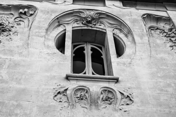 Photograph - Art Nouveau Window by Georgia Fowler