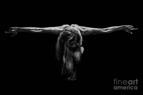 Wall Art - Photograph - Art Of A Woman Body Builder by Jt PhotoDesign