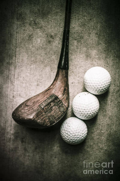 Wall Art - Photograph - Art Of Golfing by Jorgo Photography - Wall Art Gallery
