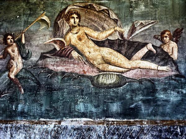 Wall Art - Painting - Art Of Pompei by Joachim G Pinkawa