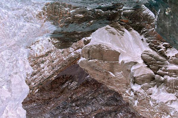 Photograph - Art Print Canyon 15 by Harry Gruenert