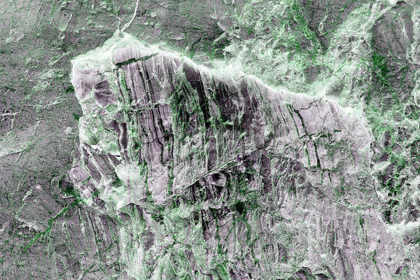 Photograph - Art Print Canyon 22 by Harry Gruenert