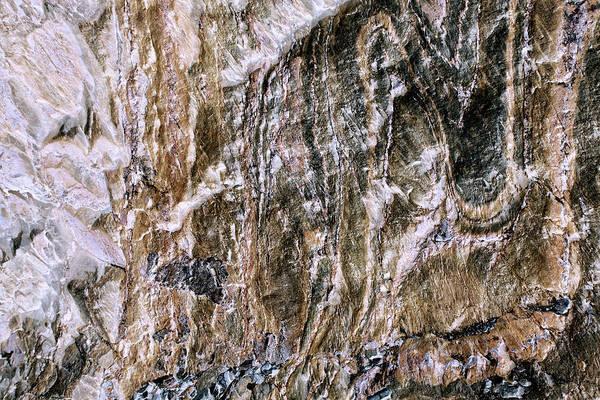 Photograph - Art Print Canyon 38 by Harry Gruenert