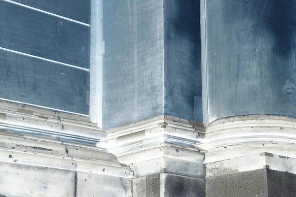 Photograph - Art Print Column 7 by Harry Gruenert