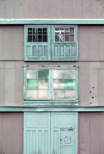 Photograph - Art Print Fasade 13 by Harry Gruenert