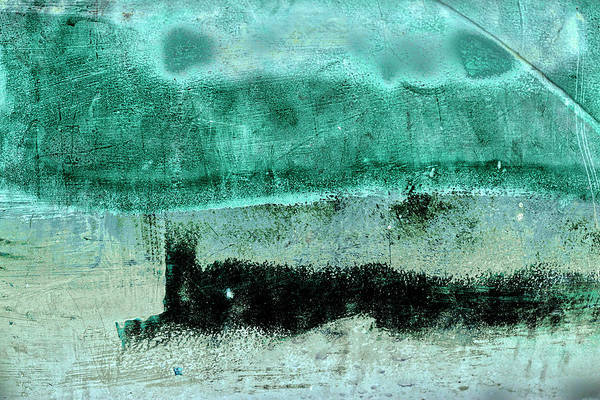 Photograph - Art Print Patina 17 by Harry Gruenert