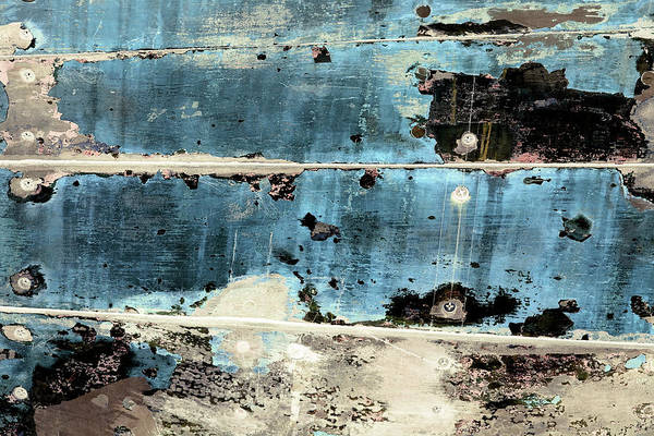 Photograph - Art Print Patina 18 by Harry Gruenert