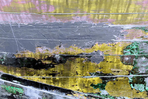 Photograph - Art Print Patina 21 by Harry Gruenert