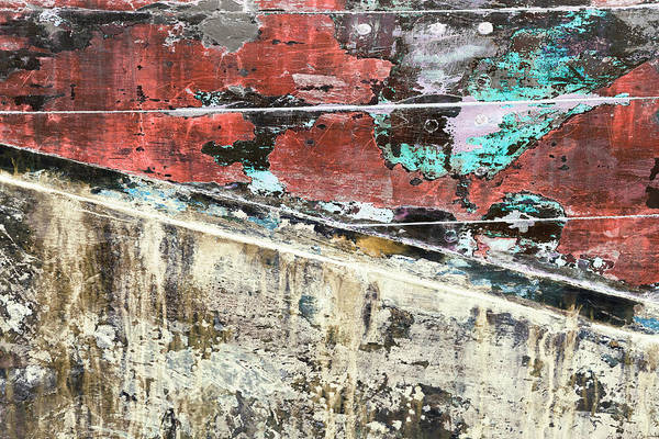 Photograph - Art Print Patina 22 by Harry Gruenert