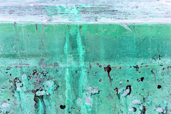 Photograph - Art Print Patina 31 by Harry Gruenert