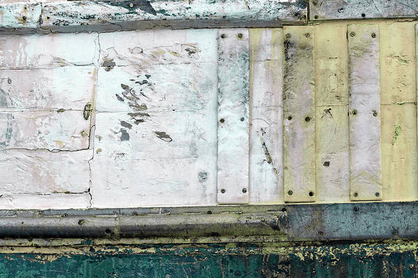 Photograph - Art Print Patina 4 by Harry Gruenert