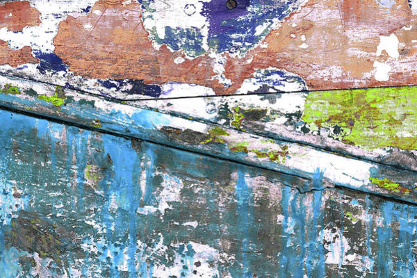 Photograph - Art Print Patina 47 by Harry Gruenert