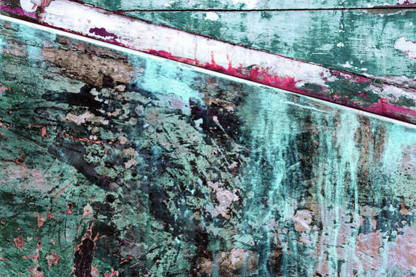 Photograph - Art Print Patina 48 by Harry Gruenert