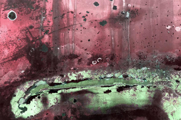 Photograph - Art Print Patina 49 by Harry Gruenert
