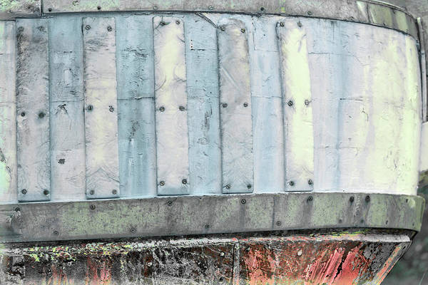 Photograph - Art Print Patina 6 by Harry Gruenert