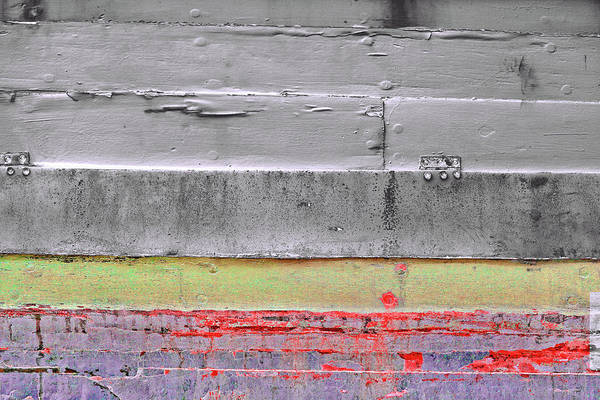 Photograph - Art Print Patina 9 by Harry Gruenert