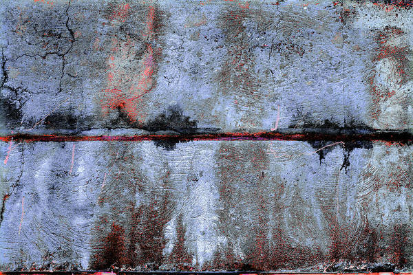 Photograph - Art Print Texture 14 by Harry Gruenert