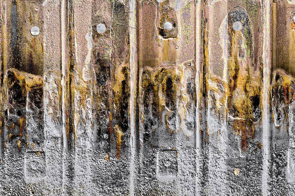 Photograph - Art Print Texture 27 by Harry Gruenert