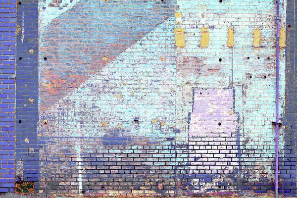 Photograph - Art Print Walls 25 by Harry Gruenert