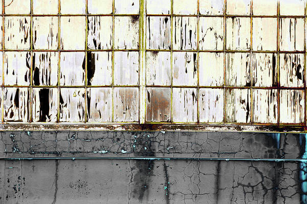 Photograph - Art Print Windows 17 by Harry Gruenert