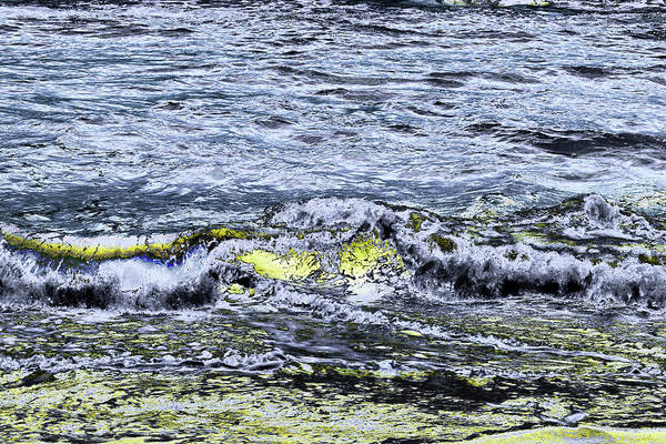Photograph - Art Print Water 15 by Harry Gruenert