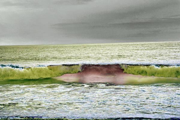 Photograph - Art Print Water 2 by Harry Gruenert