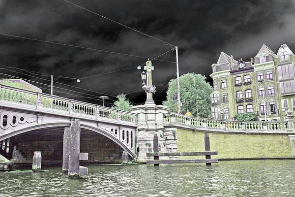 Photograph - Art Print Water 7 by Harry Gruenert