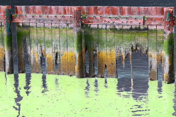 Photograph - Art Print Water 8 by Harry Gruenert