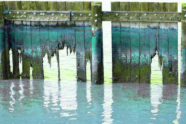 Photograph - Art Print Water 9 by Harry Gruenert