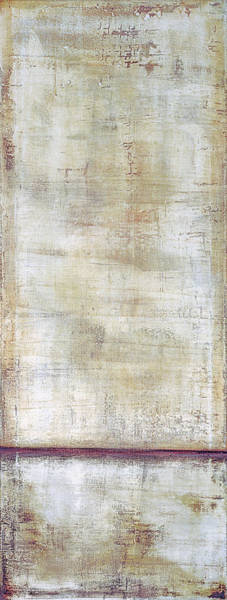Painting - Art Print Whitewall 1 by Harry Gruenert