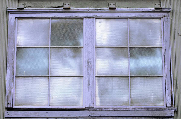 Photograph - Art Print Windows 3 by Harry Gruenert