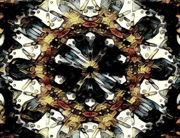 Digital Art - Artful Oasis Fractal 4 by Artful Oasis