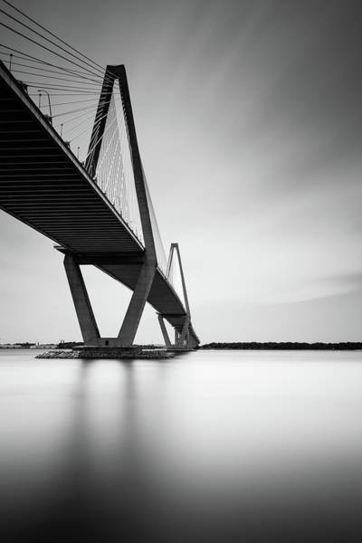 Wall Art - Photograph - Arthur Ravenel Jr Bridge IIi by Ivo Kerssemakers