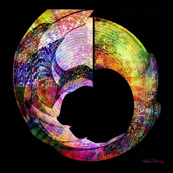 Digital Art - Artifact by Barbara Berney