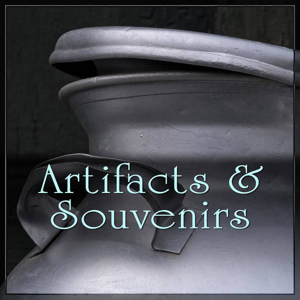 Digital Art - Artifacts And Souvenirs by Becky Titus