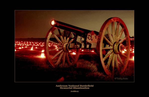 Luminaries Photograph - Artillery 91 by Judi Quelland