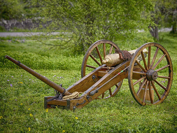 Photograph - Artillery by Charles McKelroy