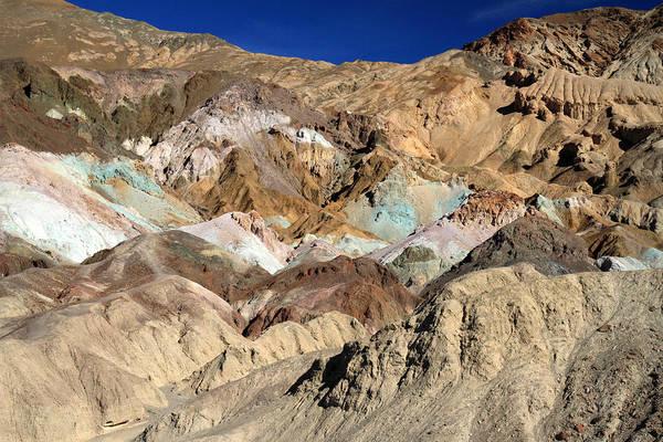 Photograph - Artist Palette Death Valley National Park by Pierre Leclerc Photography