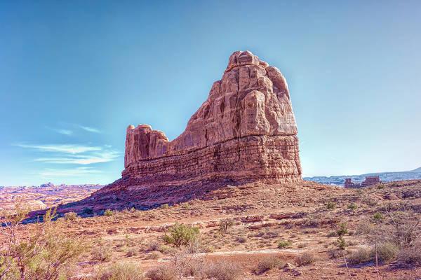 Photograph - Artistic Erosion by John M Bailey