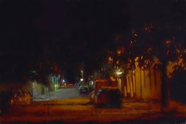 Photograph - Artistic Night by Leif Sohlman