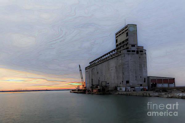 Photograph - Artistic Sunset by Jim Lepard
